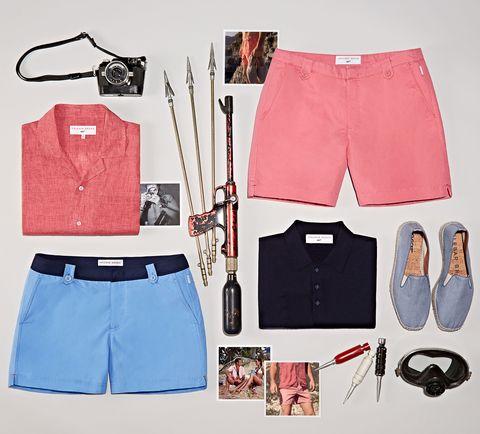 Clothing, Shorts, board short, Pink, Trunks, Active shorts, Fashion, Denim, Design, Bermuda shorts,