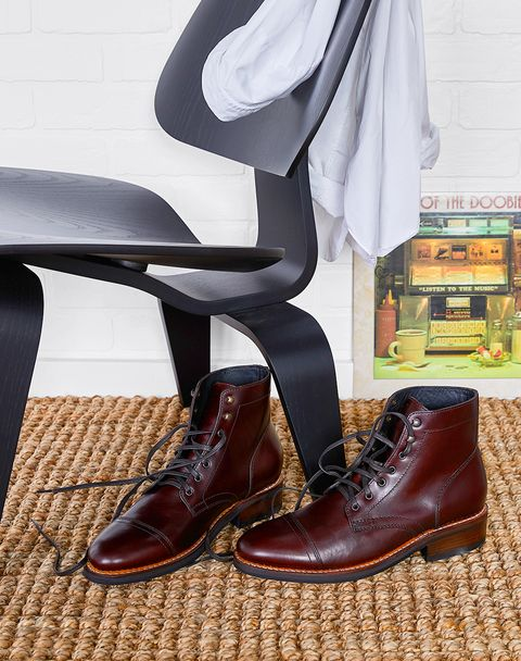 The Surprisingly Affordable Boots That Get Better When You Beat 'Em Up