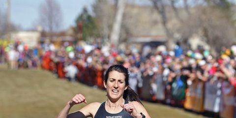 Laura Thweatt US Cross Country Champ