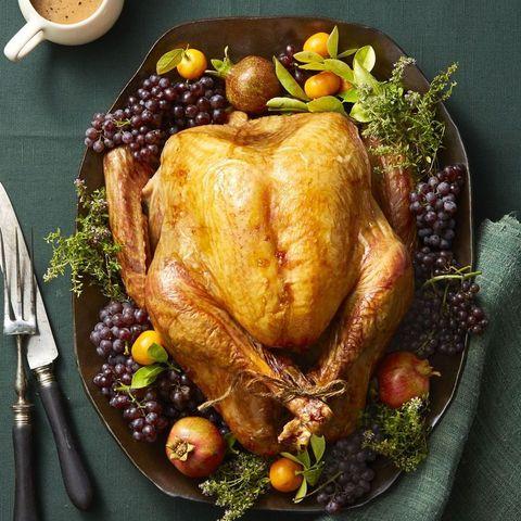 do you have to brine a turkey