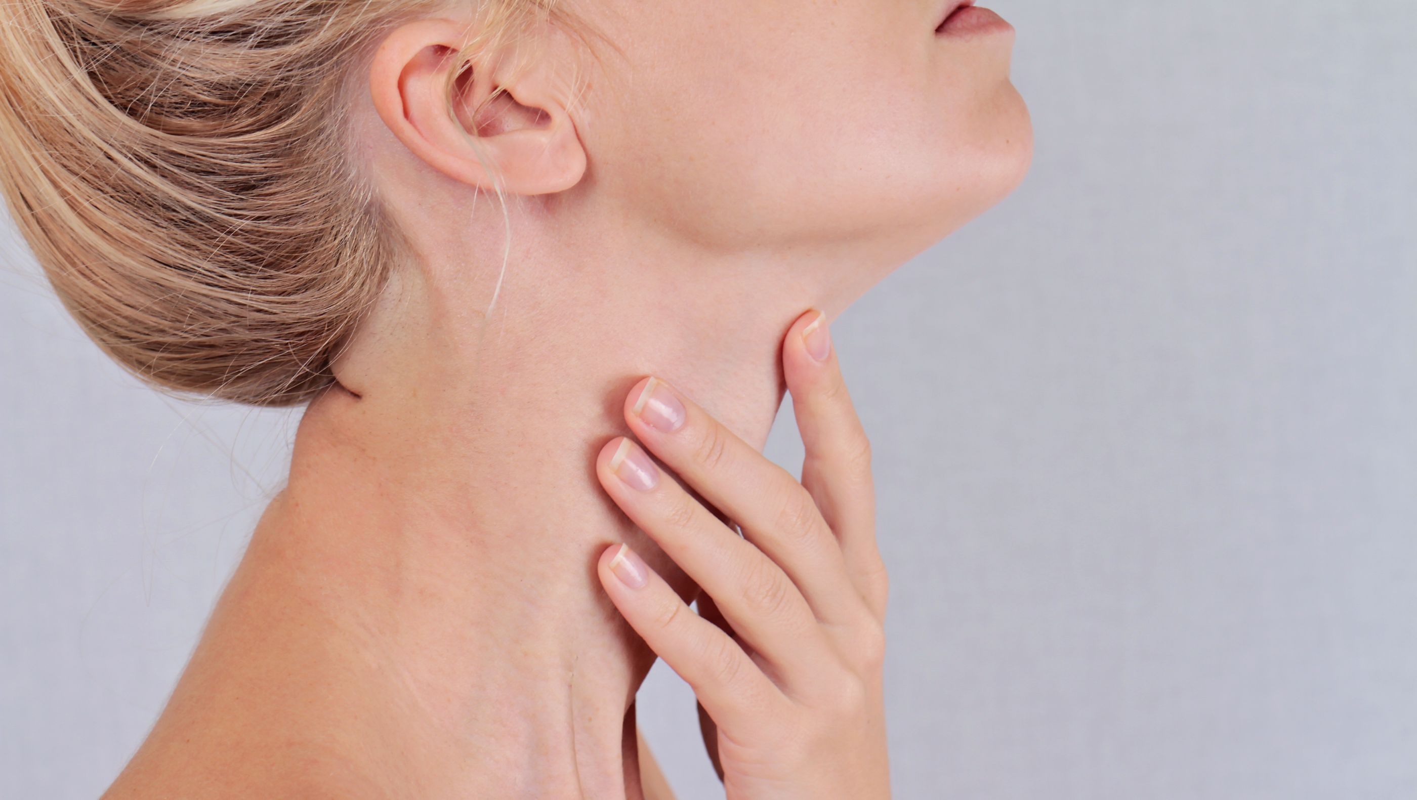 thyroid neck