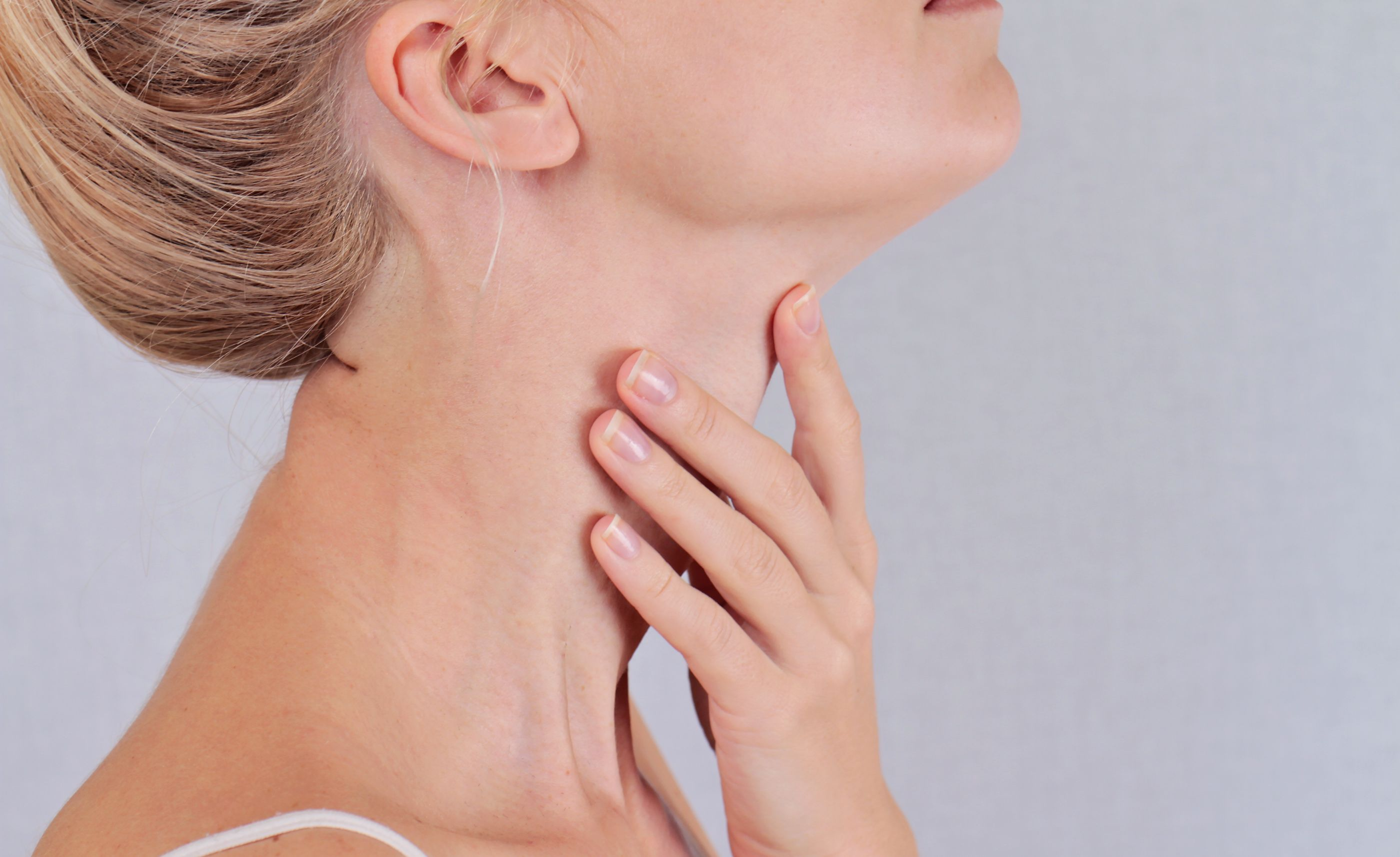 thyroid neck