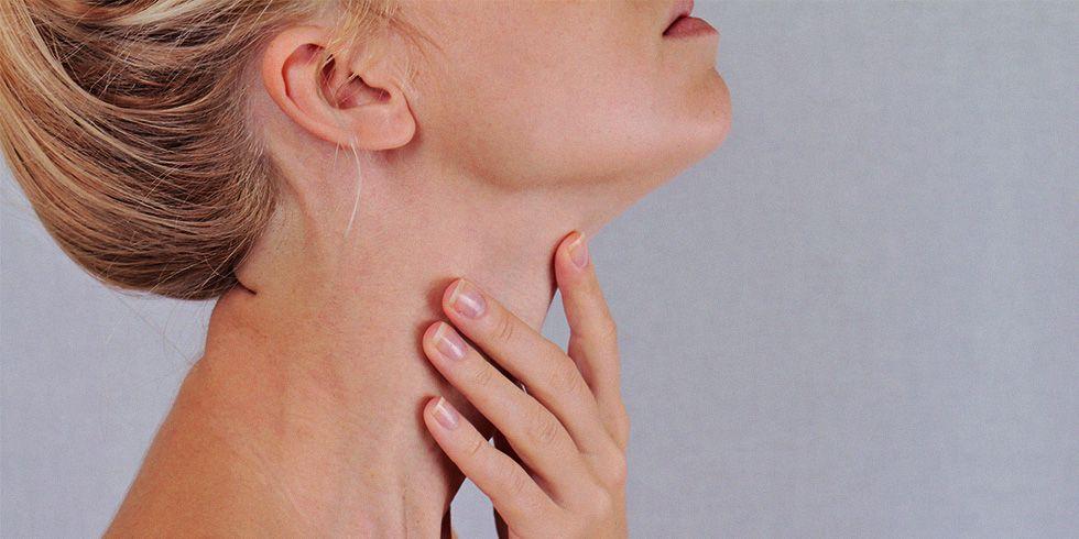 thyroid symptoms in women