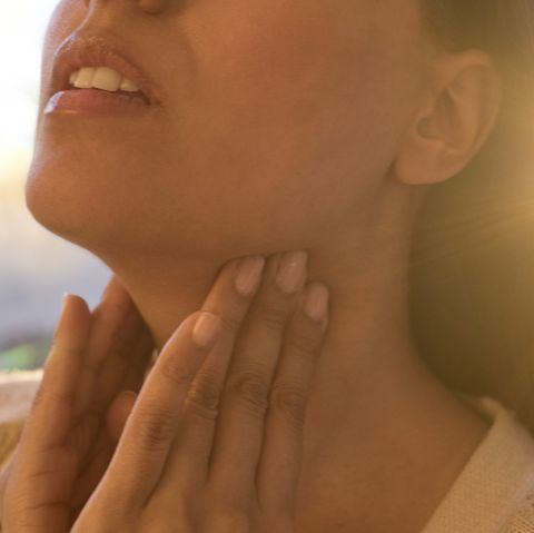 Thyroid Problems Symptoms Of Overactive And Underactive Thyroid
