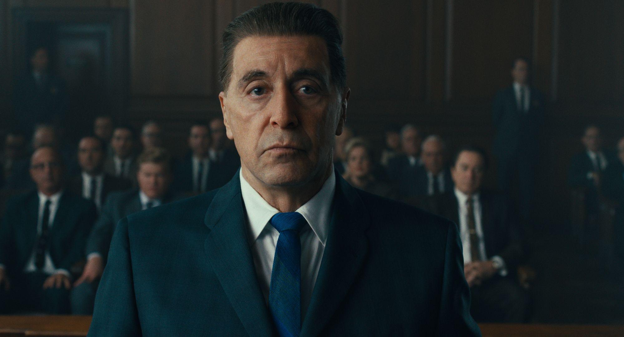 How 'The Irishman' De-Ageing Tech Made Robert De Niro, Al Pacino & Joe Pesci 30 Years Younger
