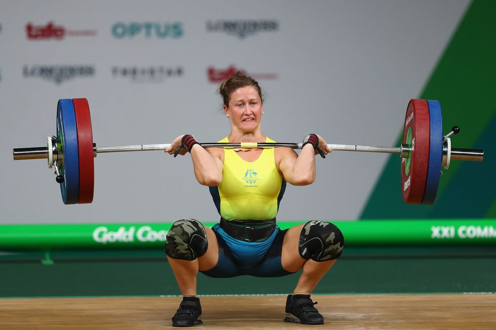 CrossFit Star Tia-Clair Toomey Shared the Biggest Mistake She Made When She Started Weightlifting thumbnail