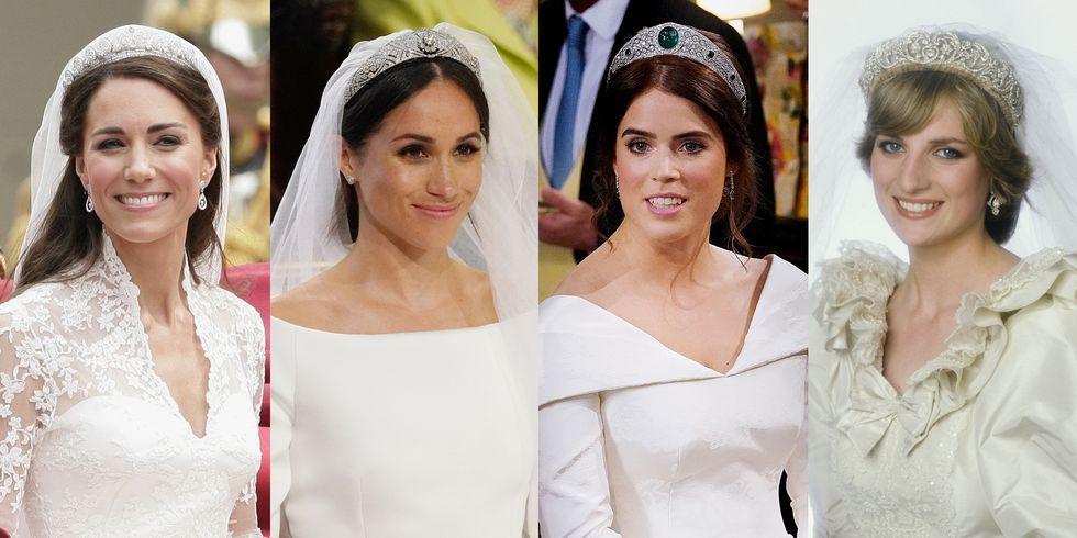 Royal Wedding Tiaras In History 24 Best Royal Family Tiaras Ever