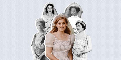 royals, mariage, bijoux, diadème
