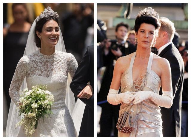tiara hannover sassa de osma y carolina de monaco
