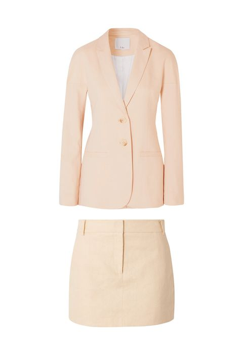 skirt suit two pieces