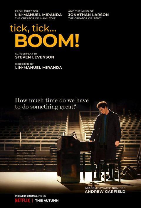 Tick, tick... Boom': Trailer del musical de Netflix