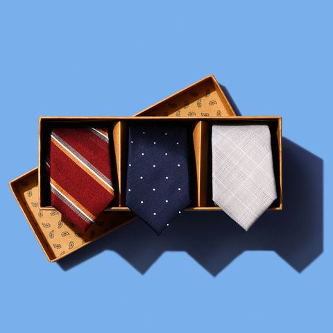 The Tie Bar Tie Subscription Club