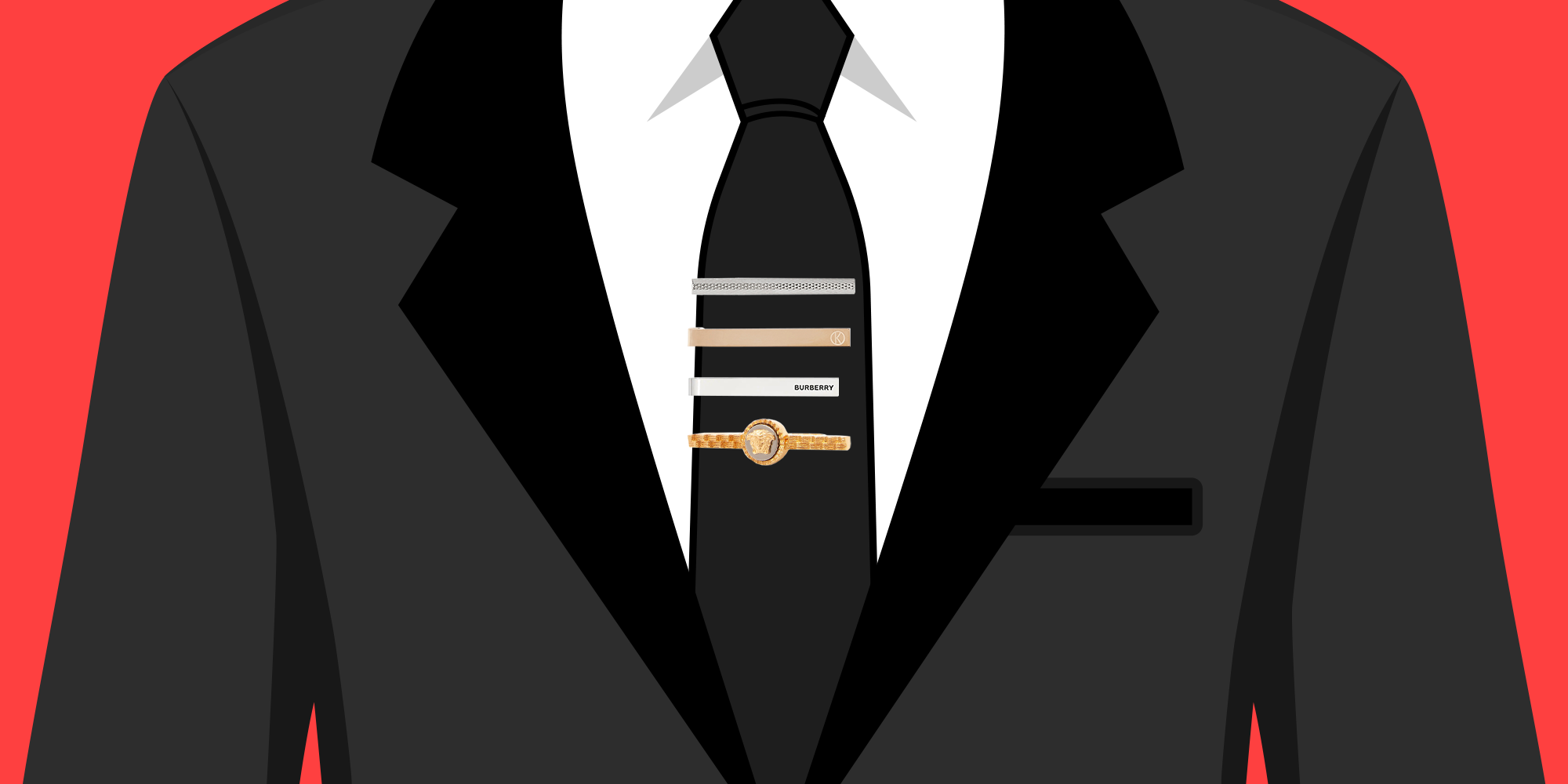 cc93c279daa0 10 Best Tie Bars to Wear for 2019 - How to Wear a Tie Clip