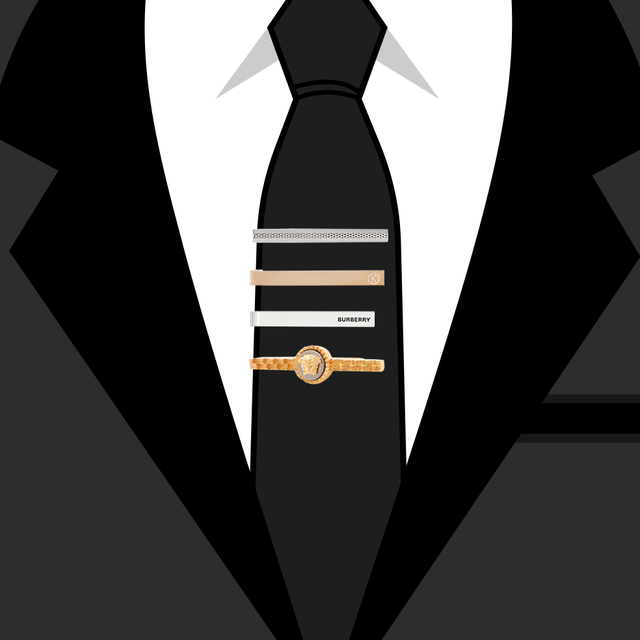 57ef0eee4b39 10 Best Tie Bars to Wear for 2019 - How to Wear a Tie Clip