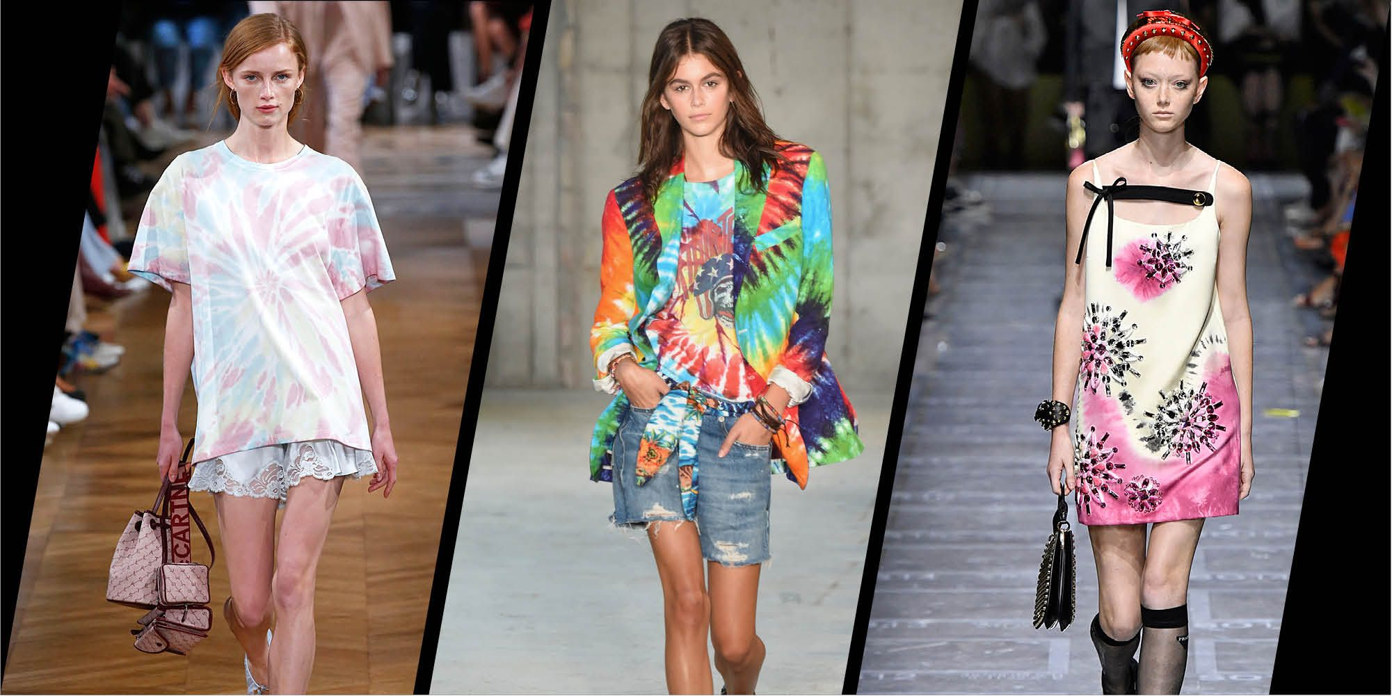 ad3b280741 Tie dye is a major fashion trend for 2019