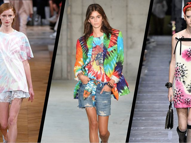 4be1160306d Tie dye is a major fashion trend for 2019