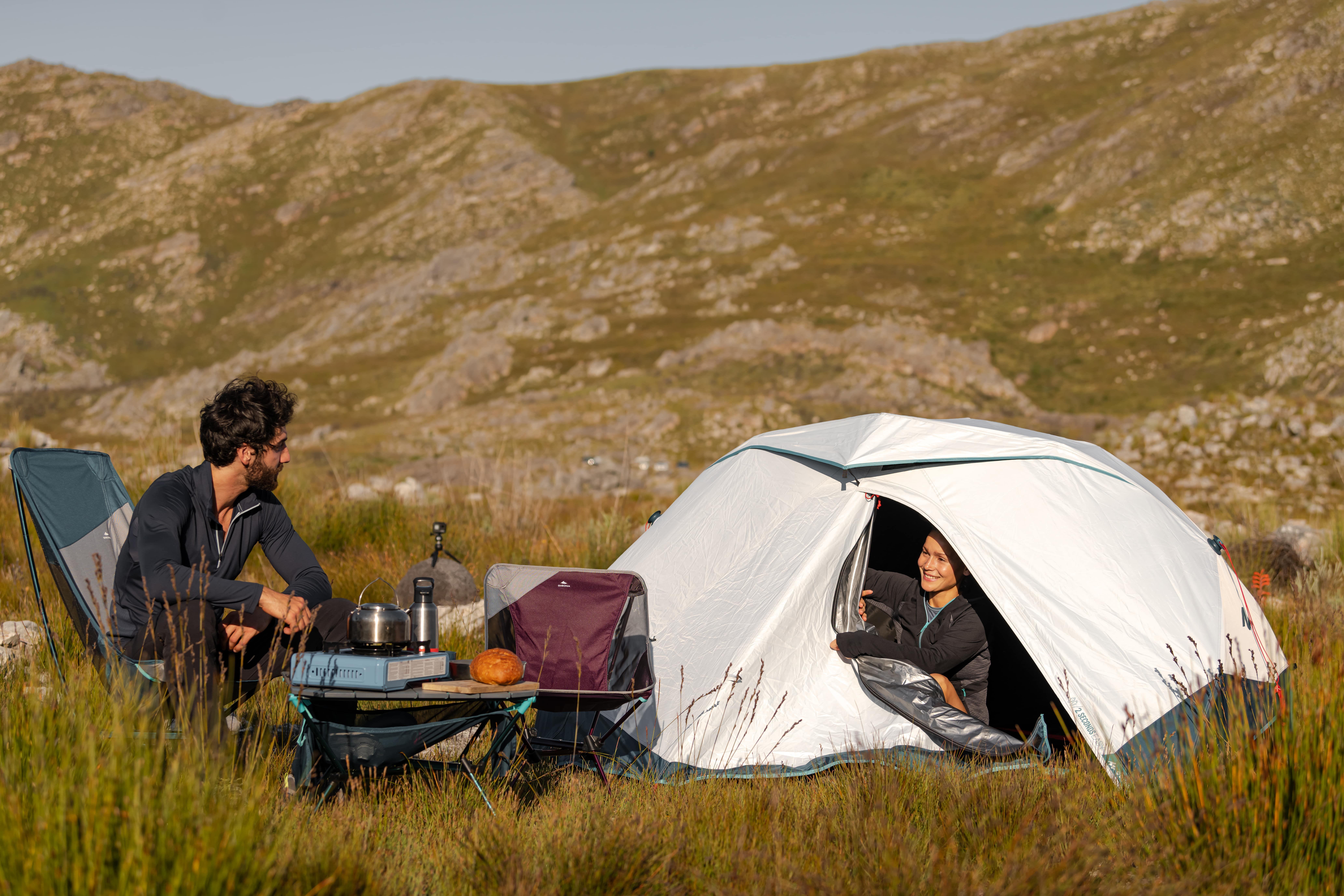 Decathlon Tiene La Mejor Tienda De Campaña Para Irte De Camping
