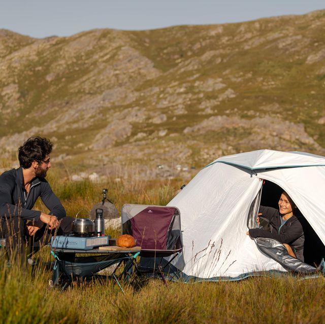 Decathlon Tiene La Mejor Tienda De Campana Para Irte De Camping
