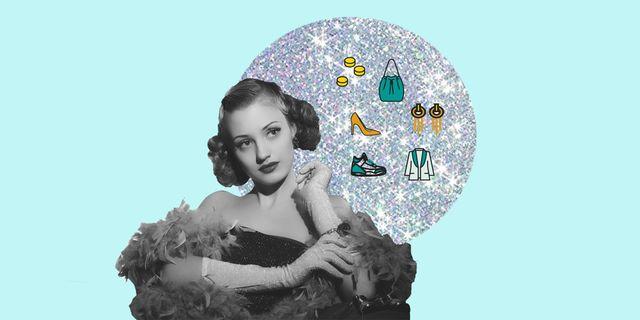 foto actriz años 50