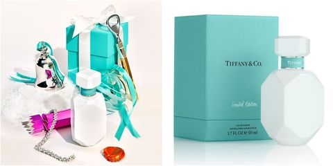 Tiffany & Co.同名淡香精「2019節日限量白色包裝」