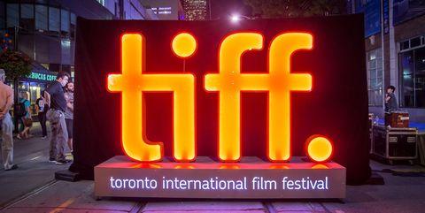 imagen del logotipo del festival de toronto