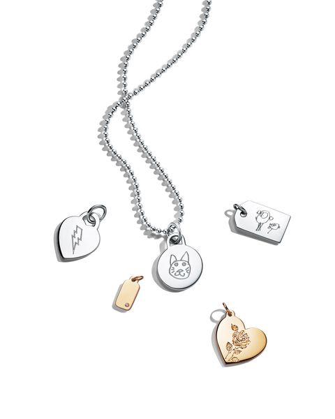 Tiffany,項鍊,T 系列,客製服務,情人節,七夕,情人節禮物,Tiffany Blue,Tiffany & Co,手鍊,戒指,推薦