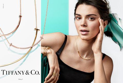 Necklace, Jewellery, Fashion accessory, Beauty, Skin, Chin, Turquoise, Chain, Body jewelry, Photo shoot,
