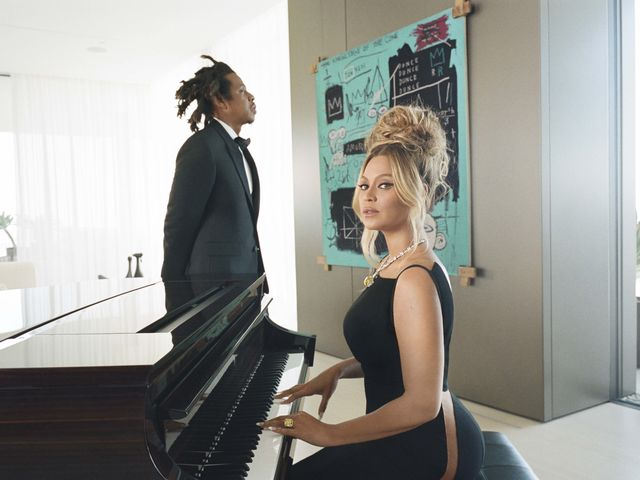 beyonce and jay z for tiffany