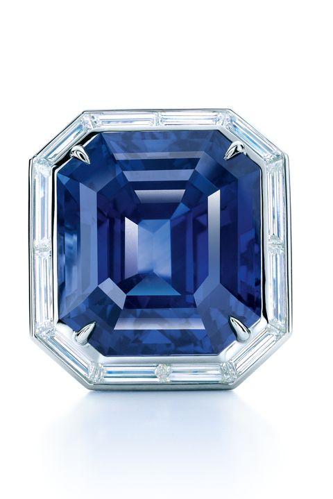 Blue, Cobalt blue, Gemstone, Sapphire, Fashion accessory, Jewellery, Engagement ring, Emerald, Diamond, Crystal,