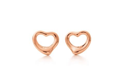 Tiffany & Co 愛心耳環