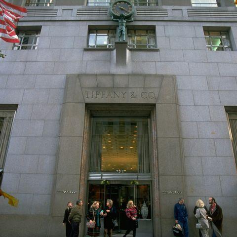 tiffany & co fifth avenue store