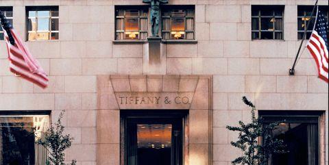 Tiffany & Co Flagship