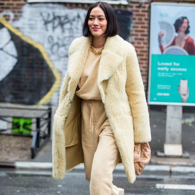 street style   day 6   new york fashion week february 2020