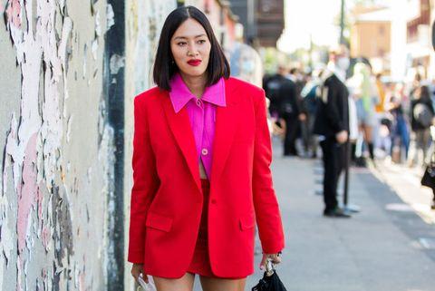 street style september 27   milan fashion week springsummer 2021