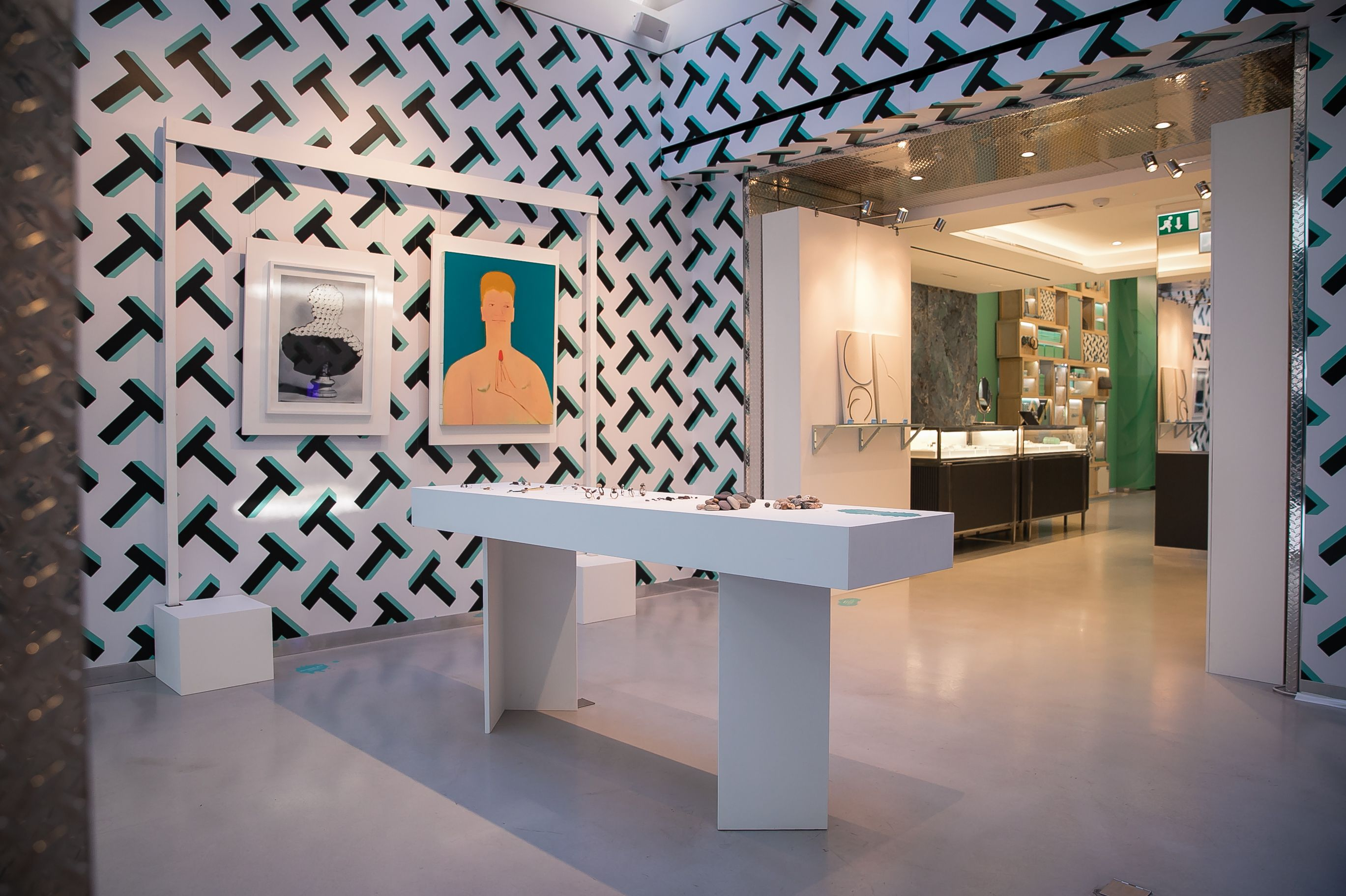 d341ccb97 Tiffany & Co hosts a free art exhibition