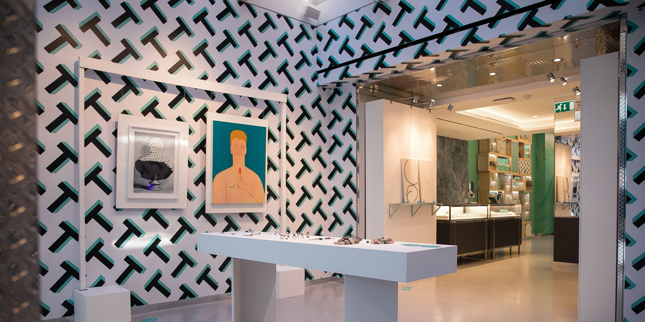 Tiffany & Co Studiomakers Prize exhibition