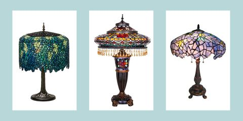 15 Best Tiffany Style Lamps To