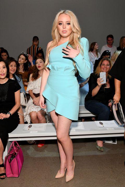taoray wang front row september 2018 new york fashion week the shows