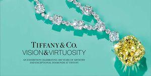 """ティファニー(Tiffany)、ブランドエキシビション     """"VISION & VIRTUOSITY""""を中国・上海にて開催"""