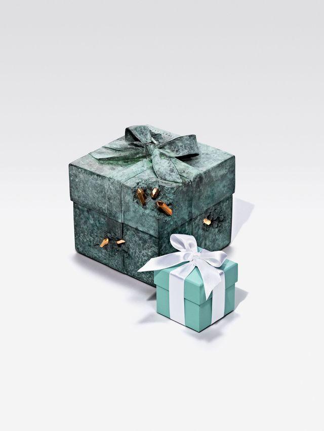 scatola tiffany co