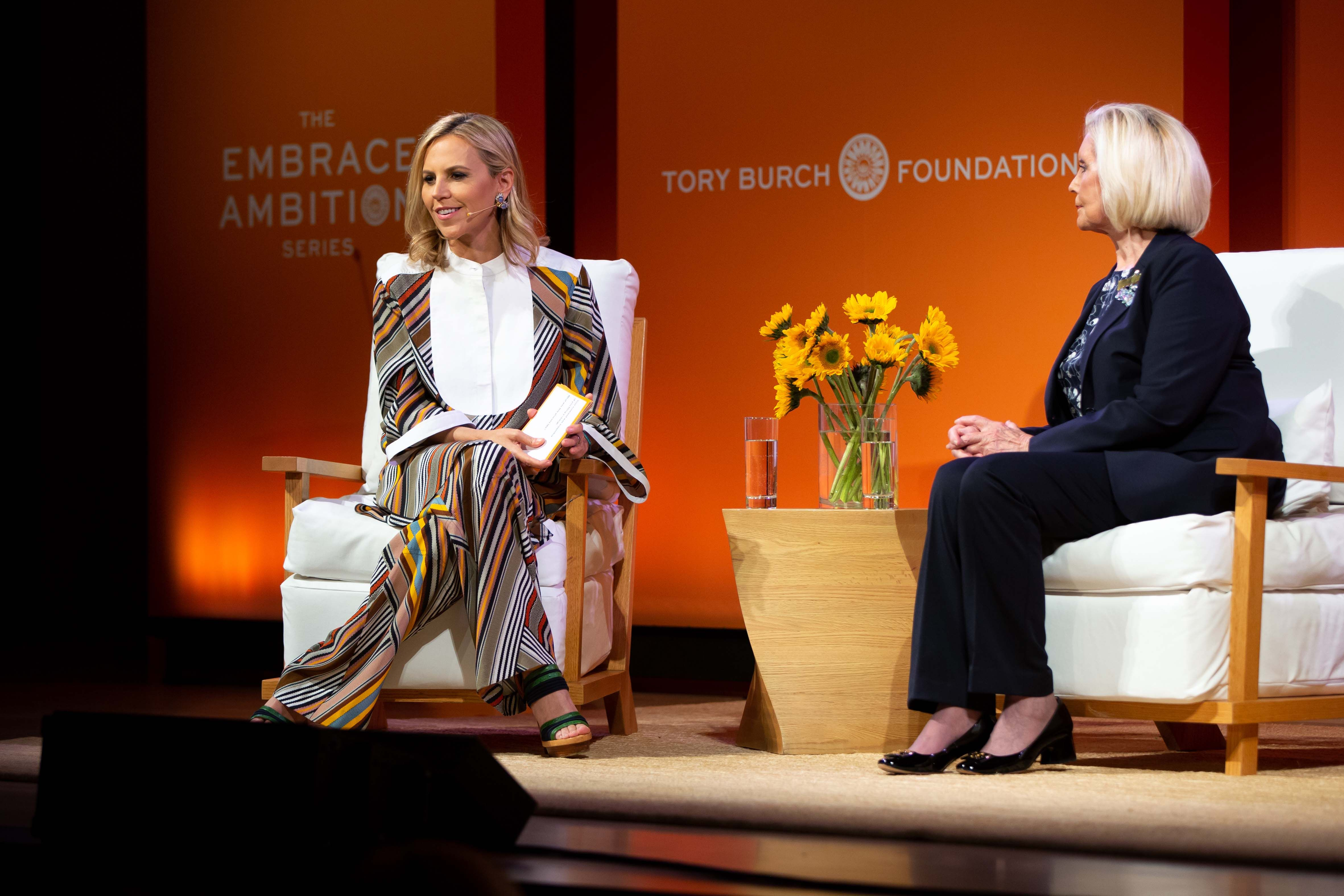 f9f108b87f79 See All the Photos of the Tory Burch Embrace Ambition Summit 2019