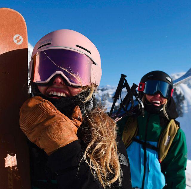 smith optics snowboarding