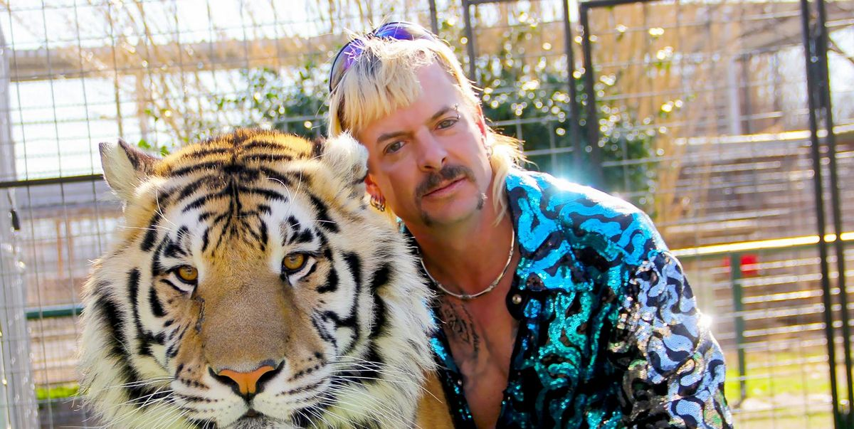 "Tiger King's Joe Exotic is ""done with the Carole Baskin saga"""