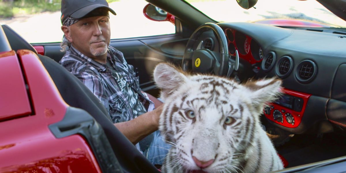 A New Episode of <em>Tiger King</em> Could Be On Its Way, According to Jeff Lowe