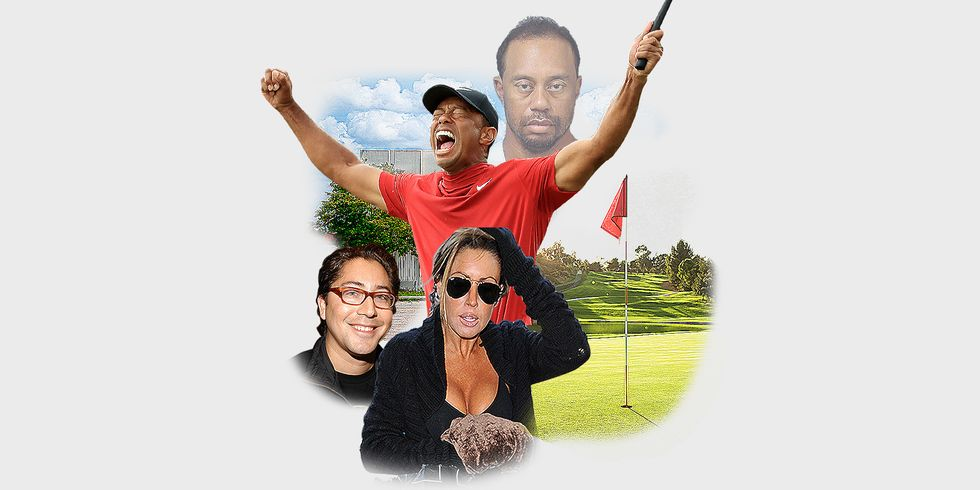HBO's Tiger Woods Documentary Reveals a New Villain in the Sex Scandal