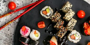 Beste sushi Amsterdam
