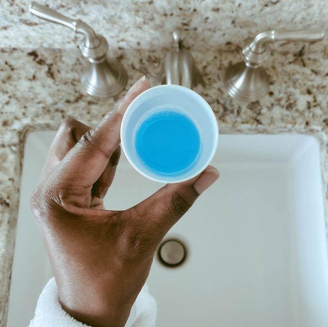 mouthwash tiktok