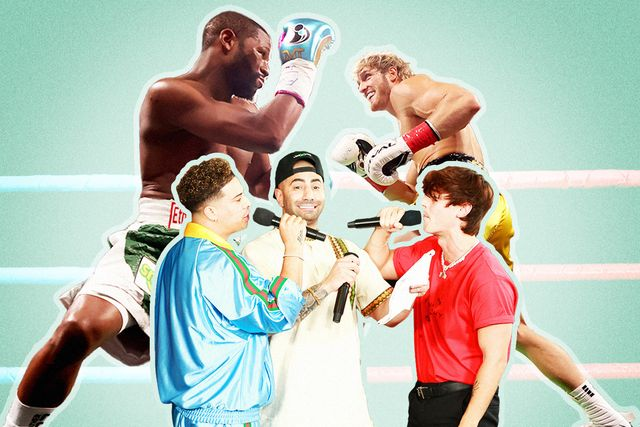 rise of influencer boxing
