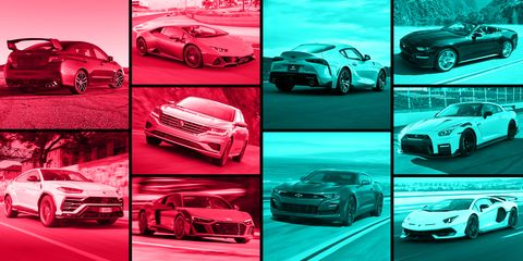 most popular cars on tiktok