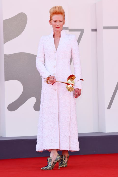 """""""the human voice"""" red carpet   the 77th venice film festival"""